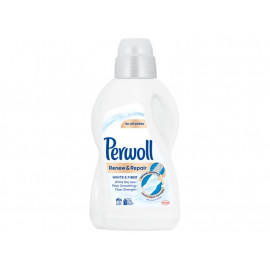 Perwoll Renew & Repair White & Fiber Płynny środek do prania 900 ml (15 prań)