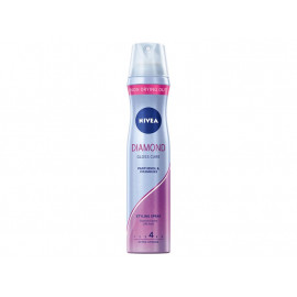 NIVEA Diamond Gloss Care Lakier do włosów 250 ml
