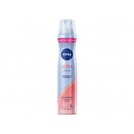 NIVEA Ultra Strong Lakier do włosów 250 ml