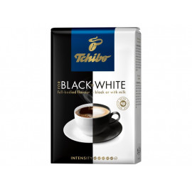 Tchibo For Black´n White Kawa palona ziarnista 500 g