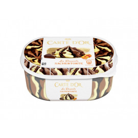 Carte D'Or Les Desserts Sachertorte Lody 900 ml