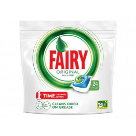 Fairy Original All In One Regular Tabletki do zmywarki 24 sztuki