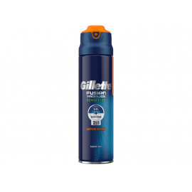Gillette Fusion5 ProGlide Sensitive Active Sport Żel do golenia 170 ml