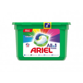 Ariel Allin1 Pods Color Kapsułki do prania, 14 prań