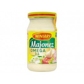 Winiary Majonez Omega 3:6 250 ml