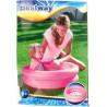 Bestway- Okrągły 2- kołowy basen dziecięcy  6cm  x  15cm