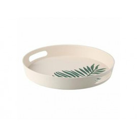 Taca Organic z włókna bambusowego okrągła 30x30x4,5 cm