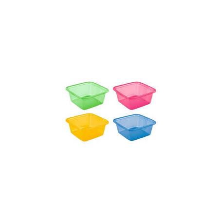 Curver- miska kwadratowa 7,25l mix kolorów