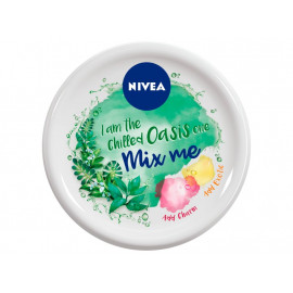 NIVEA Soft Mix me I am the Chilled Oasis One Krem nawilżający 100 ml