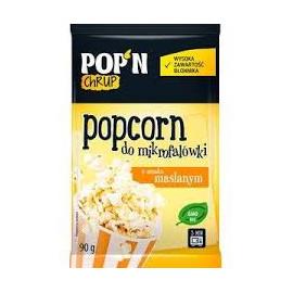 Sane- popcorn do mikrofalówki po smaku maślanym