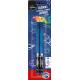 Kidea ołówek trójkątny z gumka Jumbo HB 2szt