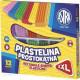 Astra- plastelina prostokątna 12 kolorów