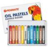 Penmate - pastele olejne 12 kolorów