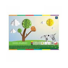 Interdruk- papier kolorowy A4