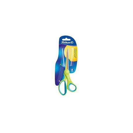 Pelikan- nożyczki ergonomiczne ostrza ze stali nierdzewnej