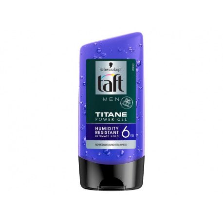 Taft Men Titane Żel do włosów 150 ml