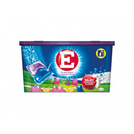 E Duo-Caps Color Kapsułki do prania 600 g (30 x 20 g)