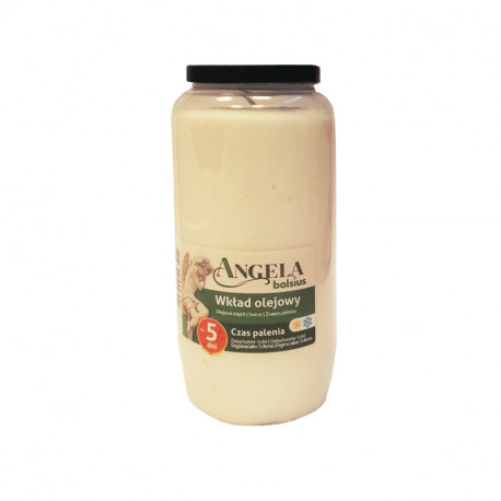 Angela wkład olejowy nr7 315g 5dni
