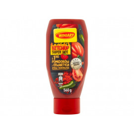 Winiary Ketchup Super Hot 560 g