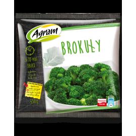 Agram Brokuły 450g