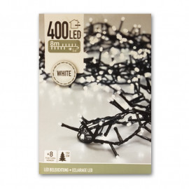Koopman łańcuch 400 led  8m biały