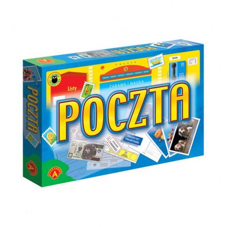 Alexander Poczta -zabawka edukacyjna