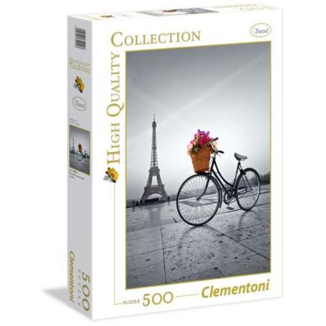 Clementoni Puzzle 500 Wieża Eiffla