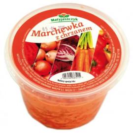Matyjaszczyk marchewka z chrzanem 300g