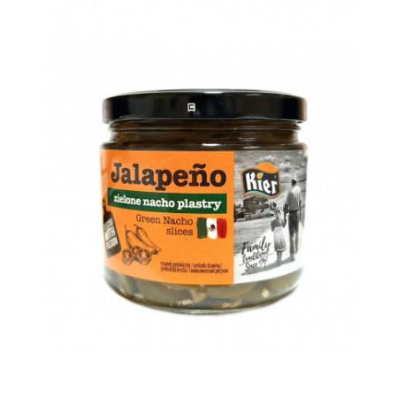KIER Papryka Jalapeno nacho plastry 340 g/196g