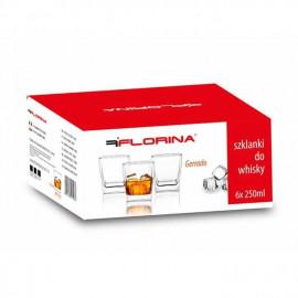 Florina  Gerrado komplet 6 szklanek 290 ml