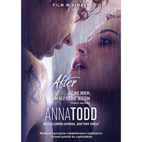 Anna Todd After Już nie wiem, kim bez ciebie jestem