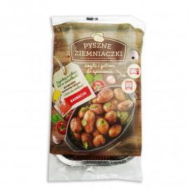 Avex Pyszne ziemniaczki  z przyprawą Barbecue surowe do pieczenia 500g