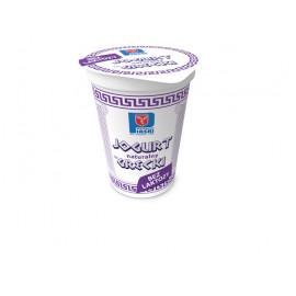 PIASKI Jogurt naturalny grecki bez laktozy  400g