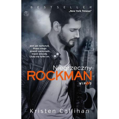 Niegrzeczny Rockman Kristen Callihan