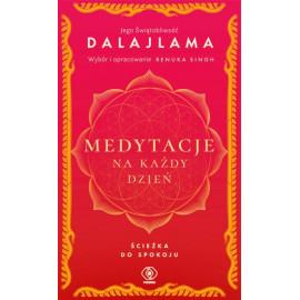 Medytacje na każdy dzień. Ścieżka do spokoju  DalajLama