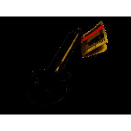 Fackelmann Kółko/nóż do pizzy 19 cm