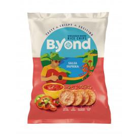 B.yonda Chipsy Ryżowe Salsa Paprika 70 g