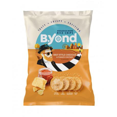 B.Yond - Cheddar z pomidorowy sosem chutney 70 g