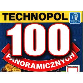 Technopol Krzyżówki 100 panoramicznych