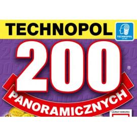 Technopol Krzyżówki 200 panoramicznych