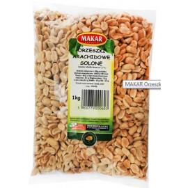 Makar Orzeszki arachidowe solone 1 kg