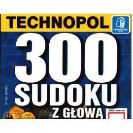 Technopol 300 Sudoku z głową