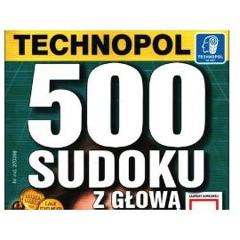 Technopol 500 Sudoku z głową