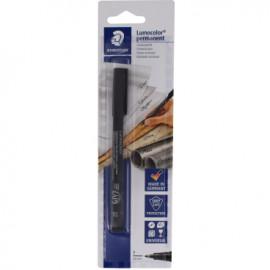 Staedtler Lumocolor Pen permanentny Uniwersalny czarny 0.6 mm
