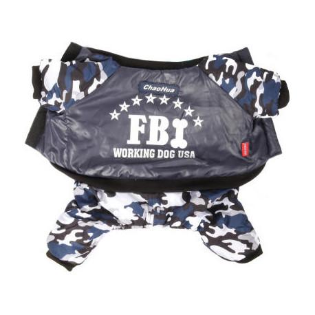 Xin Xing Kurteczka dla psa Fbi