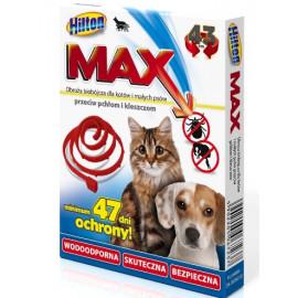 Hilton Obroża biobójcza dla kotów i małych psów przeciw pchłom i kleszczom 43cm