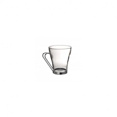 Galicja Szklanka 217 ml z uchwytem metalowym 1 szt .
