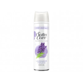 Satin Care Lavender Touch Żel do golenia do skóry normalnej 200 ml