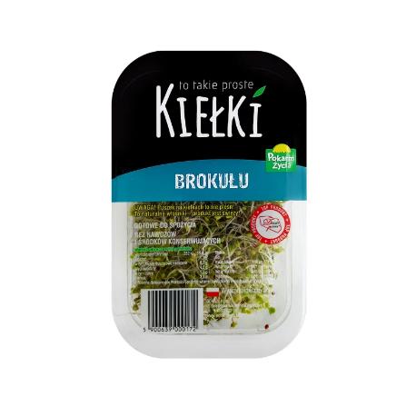 Pokarm życia kiełki Brokułu 50g