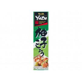 S&B Ostra pasta z yuzu 43 g